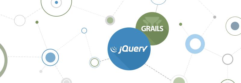 Grails, taglib, jquery technologies