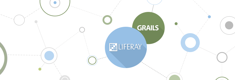 Portlets, liferay, grails technologies