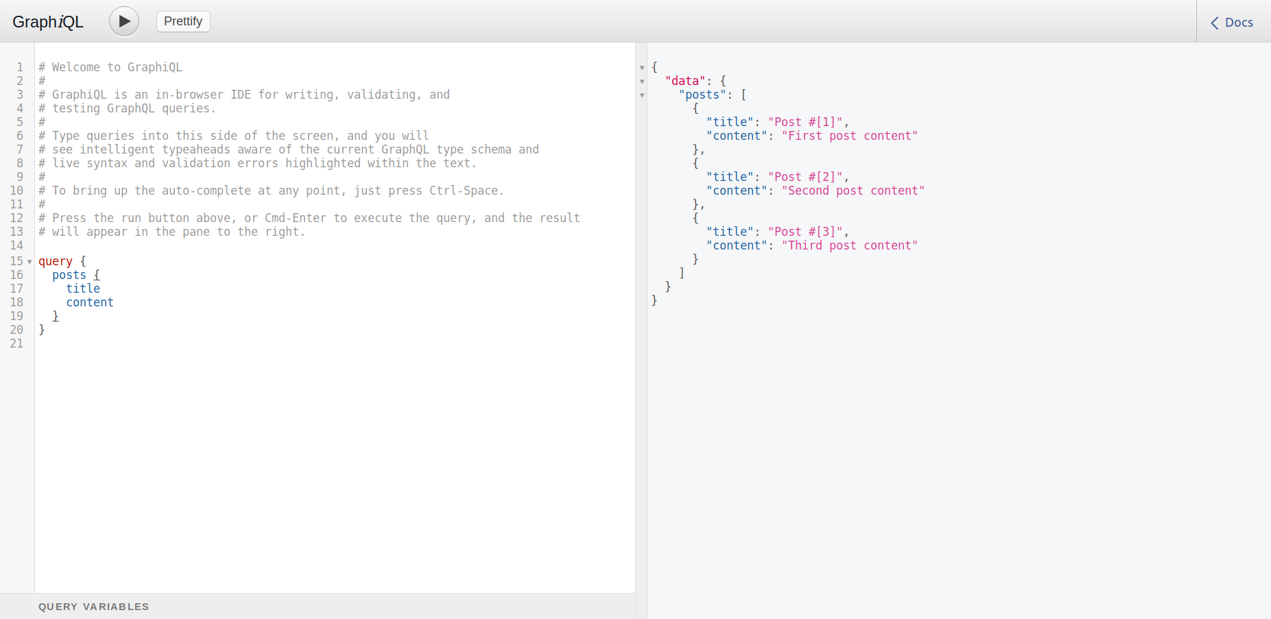 Running a mutation to the Scala GraphQL API built with Sangria